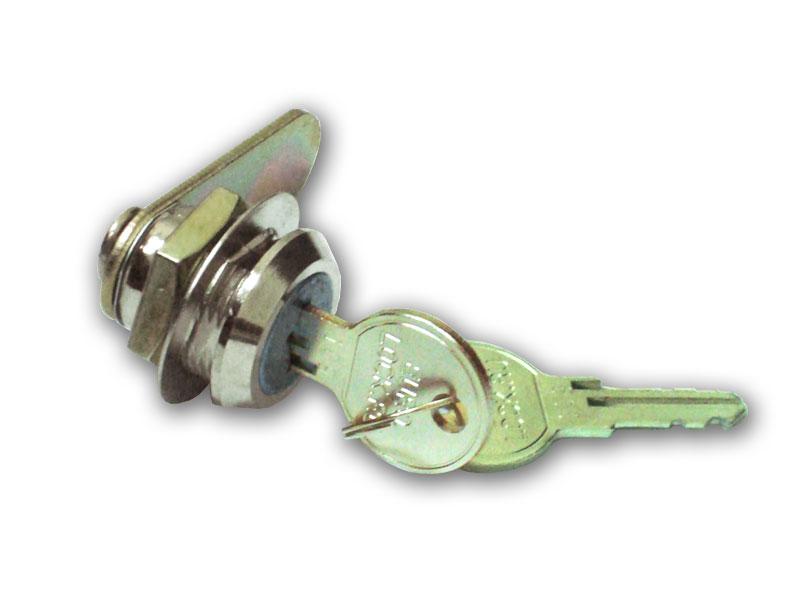 Замок с двумя ключами для корпусов контроллеров Elsys-MB, поставляемых